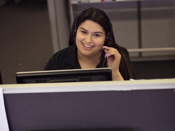 Miray Mitri-Call Centre Agent